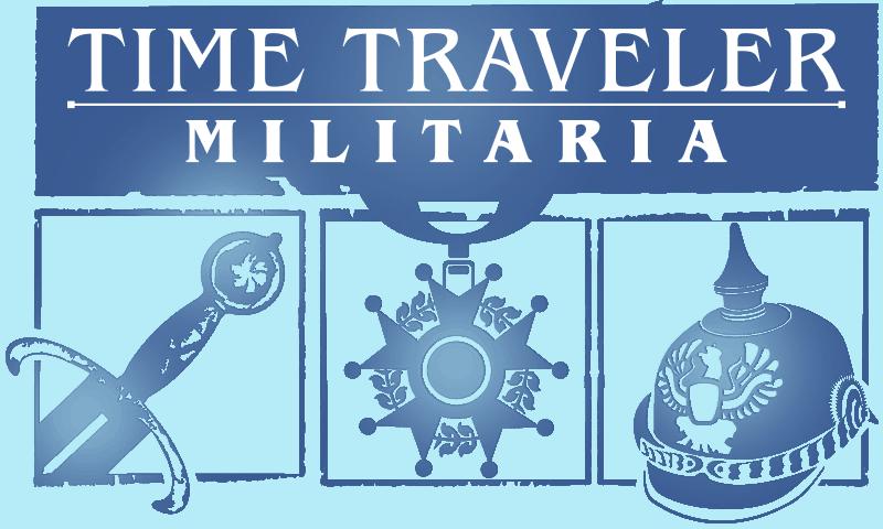 Time Traveler Militaria