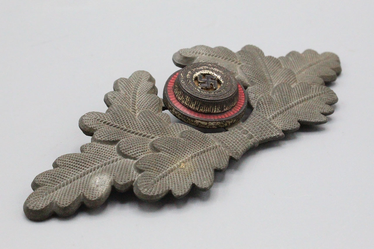 1 Original WWII German Political Cap Button-NOS-RZM Marked